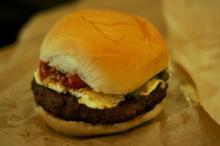 chucks burger