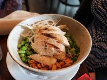 The Sesame Soba Noodle Salad at Buku.