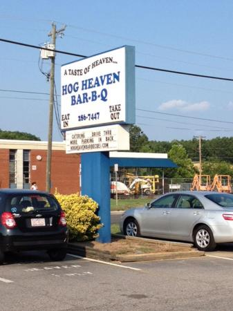 Hog Heaven in Durham
