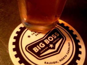 Taken at Big Boss Brewing Company.  Comment: Ms Kolsch, happy Friday!