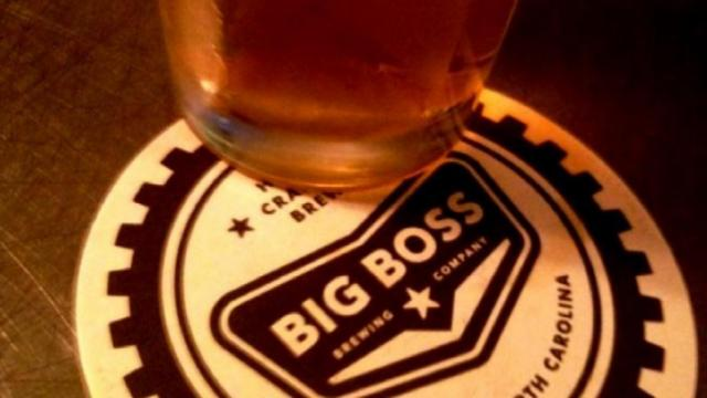 Taken at Big Boss Brewing Company.