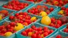 IMAGES: Best farmers' markets