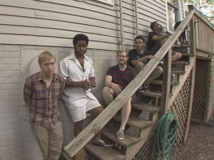 Durham based band, Gross Ghost, discuss what it's been like growing as a band in the Triangle.