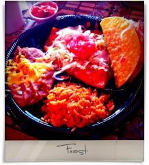 Armadillo Grill: Feast
