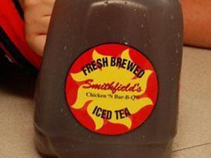 Smithfield's Chicken'N Bar-B-Q Iced Tea