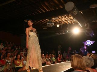 A look at the reFashioned runway show held at Motorco in Durham on July 19, 2012.