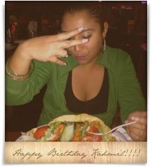 Carolina Ale House: Happy Birthday Kahmil!!!!