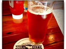 Bull City Burger and Brewery: Happy Friday