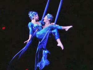 Cirque du Soleil's Dralion plays PNC Arena Aug. 15-19, 2012. (Image from Cirque du Soleil)