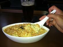 Truffle Mac and Cheese from ORO