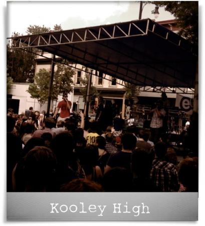 Taken at Raleigh Times Bar.  Comment: Kooley High