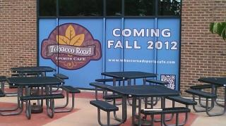 Tobacco Road is coming to Chapel Hill this fall.