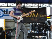 Lonnie Walker, Hopscotch 2012
