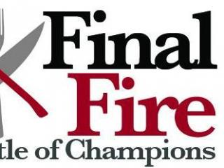Final Fire: Battle of Champions. Nov. 15-17 in Raleigh.