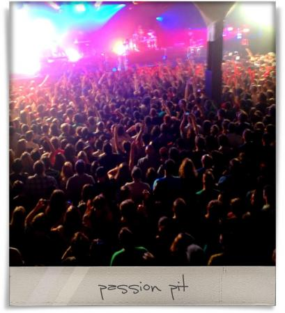 Disco Rodeo: passion pit