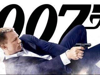 Skyfall 007 in IMAX at Marbles Kids Museum
