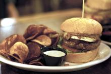 The Straight Beef reviewed burgers at Tir na nOg in Raleigh.