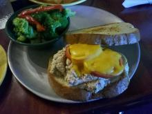Tuna Melt at Relish