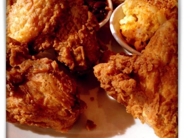 The Pit: Pre turkey : Chicken
