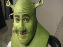 "Perry Sook stars in ""Shrek the Musical"""