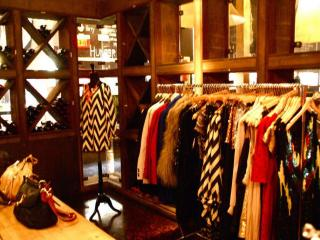Fab'rik hosted a trunk show at City Kitchen on Thursday, Nov. 29.