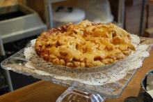 The Apple pie at Upper Crust Pit and Bakery in Raleigh.