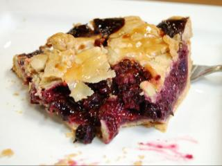 The Bumbleberry pie at Upper Crust Pit and Bakery in Raleigh.