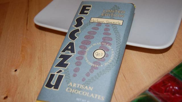 This limited edition bar is available at Escazu in Raleigh.