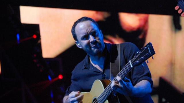 Dave Matthews Band, with opening act the Lumineers, played PNC Arena on Dec. 12, 2012.