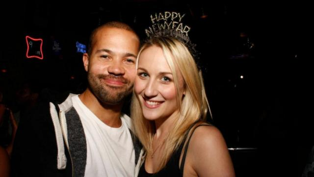 Revelers celebrate New Year's Eve at Lucky B's on Dec. 31, 2012.