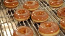 IMAGES: Time to make the doughnuts