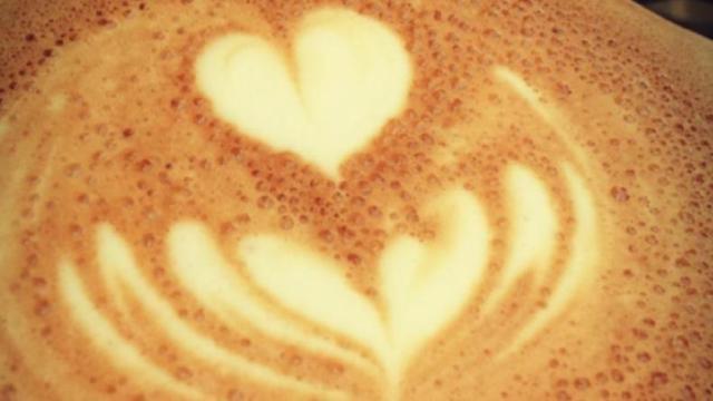 Taken at Jubala Village Coffee.  Comment: Pretty