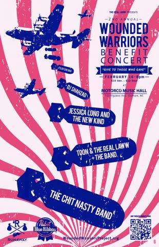Wounded Warriors Benefit Concert