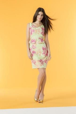 Bold Print Dress from Belk