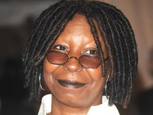 Whoopi Goldberg on May 3, 2010. (AP Photo/Evan Agostini)