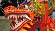 IMAGE:  Chinese New Year marks the beginning of spring