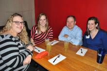 Guests visited Centro on Dishcrawl's first tour in Raleigh.