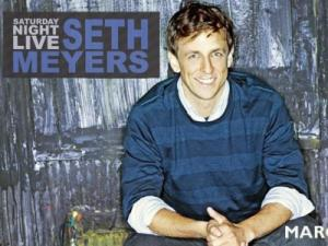 Saturday Night Live's Seth Meyers - NBC Photo: Mary Ellen Matthews (Image from DPACNC.com)