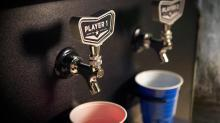 IMAGES: Beercade game combines drinking with gaming