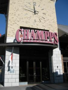 Champps Americana (Picture from https://www.facebook.com/pages/Champps-Americana-Durham/121554091350893)