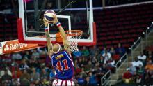 IMAGES: Harlem Globetrotters visit PNC Arena
