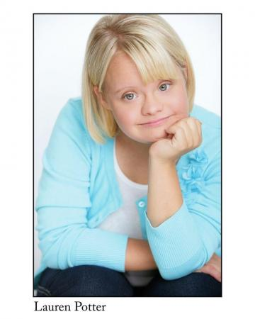 Lauren Potter from the hit TV show Glee will be visiting the Triangle the weekend of March 9 & 10 to attend several events in support of Down syndrome research.