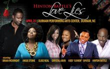 """""""Love Lies"""" will play the DPAC on April 20, 2013. (Image from DPAC)"""