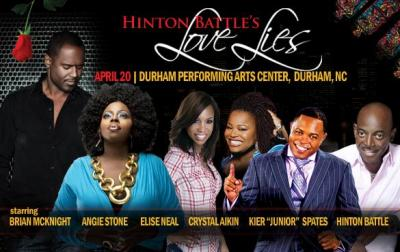 """Love Lies"" will play the DPAC on April 20, 2013. (Image from DPAC)"