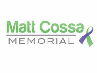 Matt Cossa Memorial (Photo from Facebook)