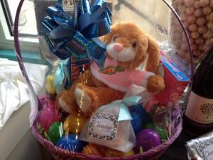 If you waited until the last minute to get Easter treats this year, The Chocolate Boutique in Raleigh has you covered with pre-made Easter baskets filled with goodies.