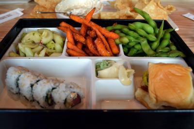 The Cowfish Bento Box