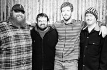 Mac and Juice Quartet Band Together 2013