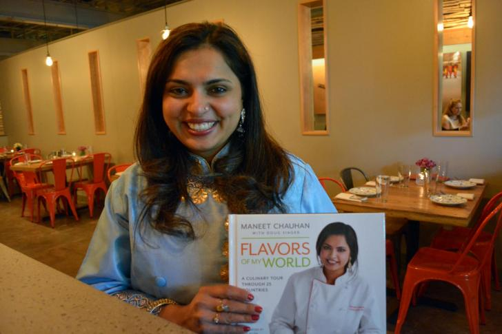 Food Network chef brings book tour, special dinner to Raleigh :: Out and About at WRAL.com