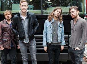 Imagine Dragons (Image from Ticketmaster)